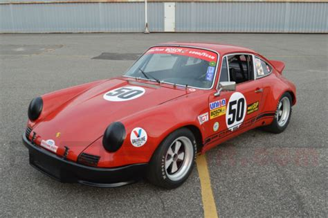 Used Porsche Race Cars For Sale 1972 911s St Canadian Race Car For Sale Photos