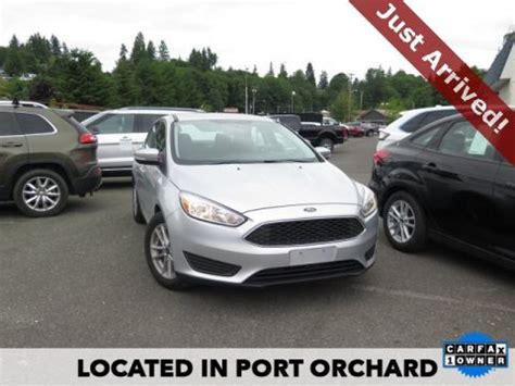 Used Cars Port Orchard by 356 Used Cars In Stock Port Orchard Bremerton Port