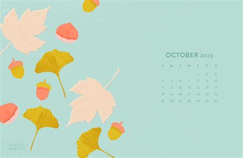 calendar background october 2015 calendar wallpaper hearts