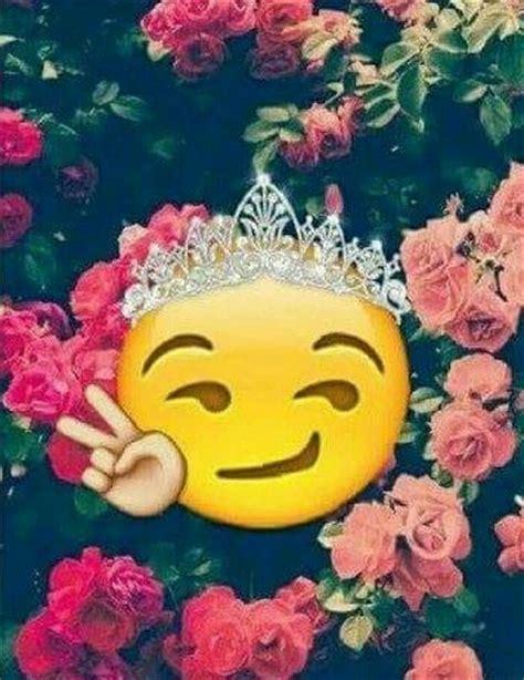 emoji wallpaper queen emoji pinteres