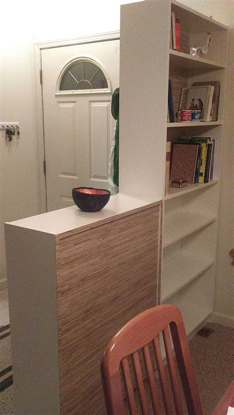 create  entryway bookcases living room remodel