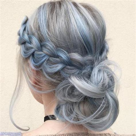 Updos For Of The With Hair by 40 Updos For Hair Easy And Updos For 2018