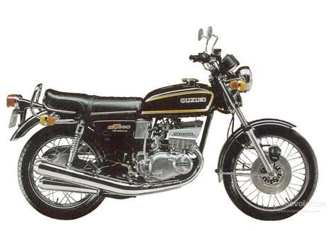 Suzuki 380 Gt Suzuki Gt 380 1972 1973 1974 1975 1976 1977 1978