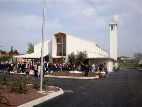 san felice sul panaro san felice sul panaro inaugurata la nuova chiesa