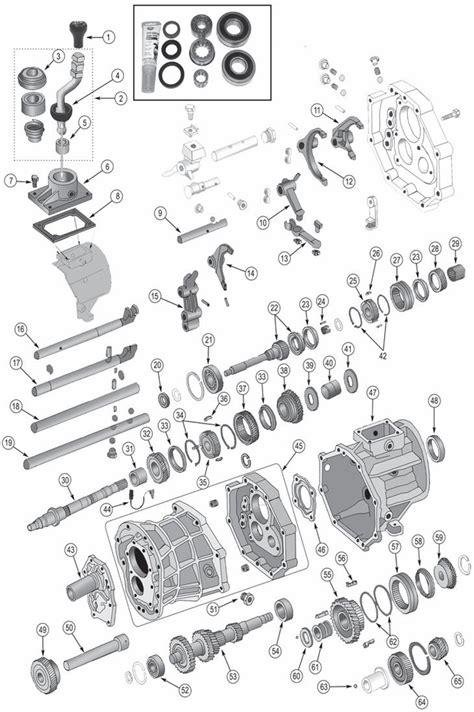 jeep ax transmission parts    wrangler tj yj cherokee xj