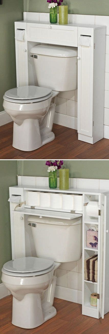 Bathroom Storage Space Saver Bathroom Space Saver Home Organization Pinterest Space Saver Spaces And House