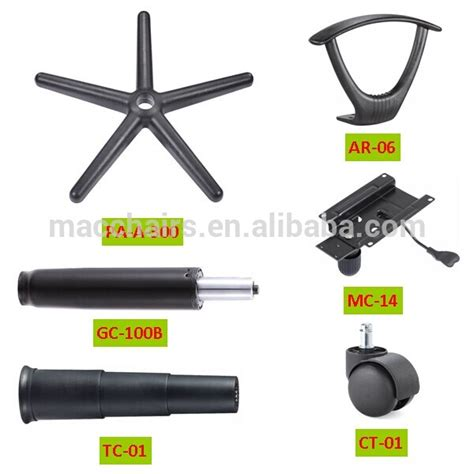 Desk Chair Repair Parts by The Office Chair Parts For A Repair Work In Within Desk