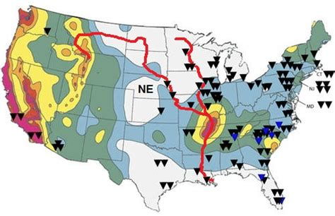 earthquake zones in the us is the new madrid mega quake being engineered