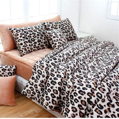 leopard comforter queen best 25 cheetah print bedding ideas on pinterest