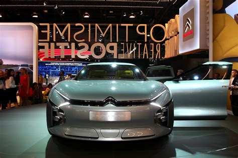 citroen cxperience plug in citro 235 n cxperience from paris live photos videos