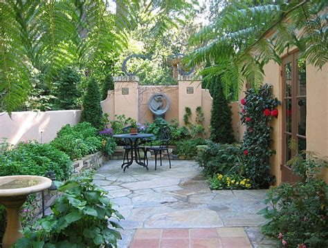 backyard courtyard ideas the of landscaping a small yard