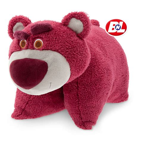Plush Pillow Welcome On Buy N Large Story 3 Lotso Plush Pillow