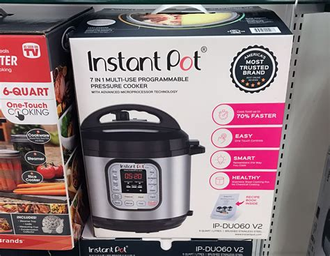 quot i my instant pot instant pot 7 in 1 pressure cooker 63 shipped 10 kohl