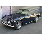 Triumph TR4A Convertible Auctions  Lot 3 Shannons