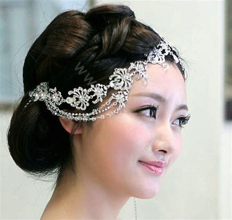 hairstyles with hair jewelry wedding hair jewellery hairstyles