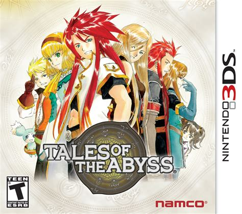 tales of the abyss tales of the abyss 3ds review ign