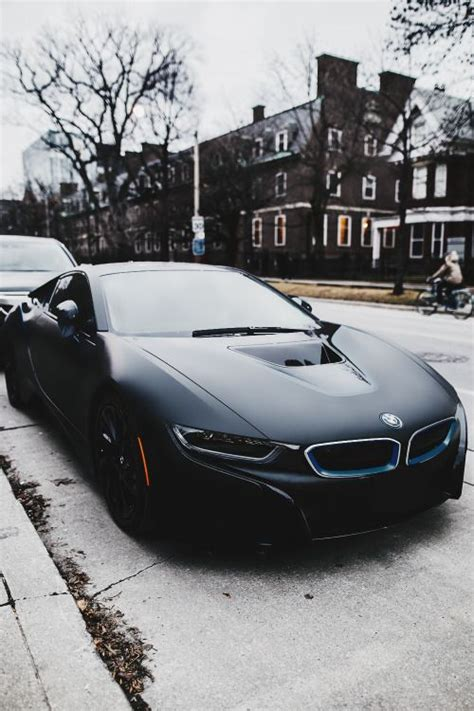 matte bmw i8 bmw i8 matte black hispotion