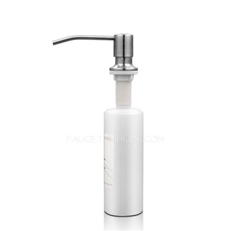 sink soap dispenser bottle kitchen sink soap dispenser plastic bottle