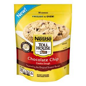nestle toll house cookie dough kroger nestle toll house frozen cookie dough 99 ftm