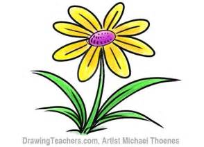 gallery for gt flower picture cartoon