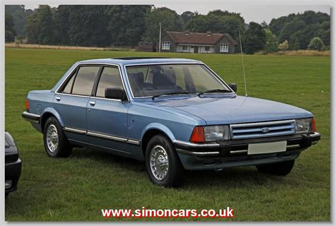 simon cars ford granada