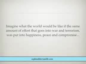 Essay On World Peace And Nonviolence In by World Peace Quotes Quotesgram