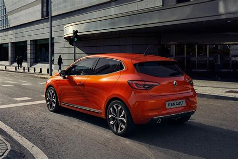 New 2019 Renault 4 by All New 2019 Renault Clio Revealed To Rival Next Peugeot 208