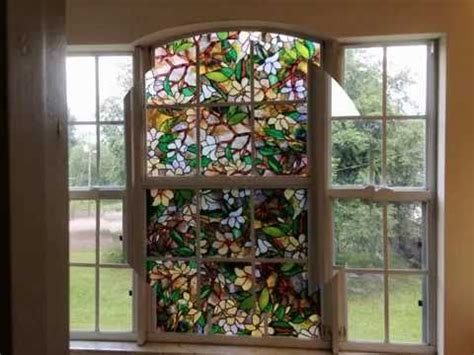 home depot magnolia artscape window