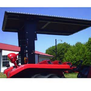 Tractor Canopy For Sale by Tel Trax 2000 Series Treadbrite Aluminum Canopy Kit For