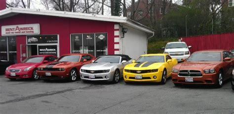 rent a wreck car rental deals baltimore rental car rent a wreck and save