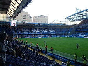 Words That End In Shed by Stamford Bridge Chelsea Ikhzzan S