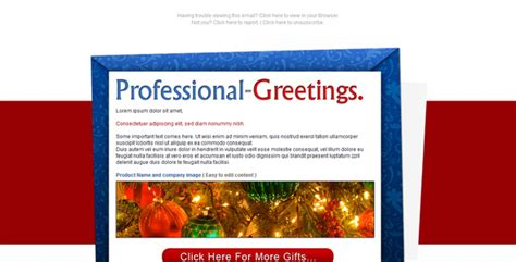 20 Best New Year Newsletter Templates 2014 Designmaz Greeting Email Template