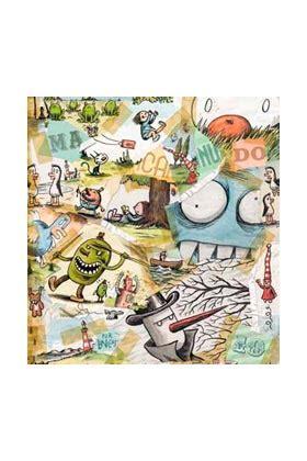 el macanudazo 1 comics revistas merchandising juegos sddistribuciones