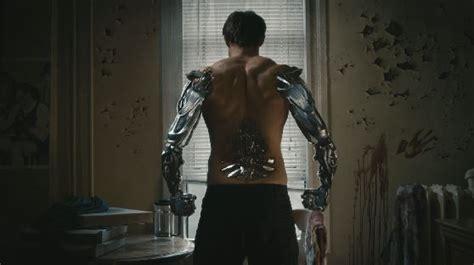 film robot becomes human mech human trials short sci fi film