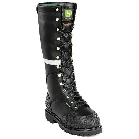 s deere 174 16 quot safety toe waterproof insulated