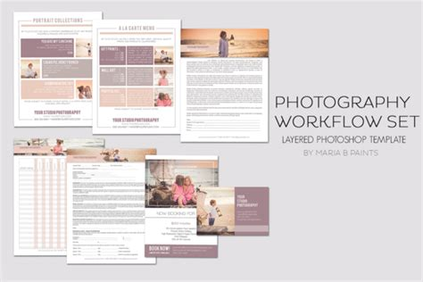 photography workflow template photography workflow set 187 logotire