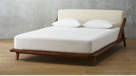Wooden Bed Frames Canada Brilliant Best 25 Floating Platform Bed Ideas On Within Wooden Frames Canada