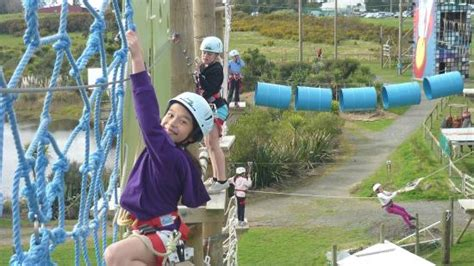 theme park new zealand north island rocket ropes auckland new zealand top tips before you