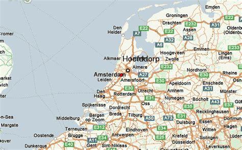 hoofddorp netherlands map hoofddorp location guide