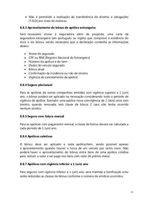 carta de anuencia transferencia de veiculo manual auto abril 2013
