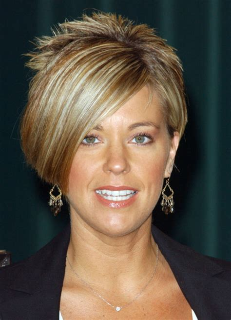 kate gosselin short haircut why double process hair colour is better than highlights