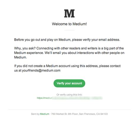 mailchimp confirm subscription template confirmation emails 5 simple exles that work vert