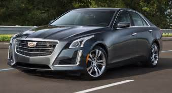 Cadillac Cts V6 2016 Cadillac Ats And Cts Get New V6 8 Speed Auto And