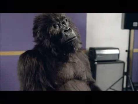 Wonderbra Recreates Cadbury Gorilla Advert For by Cadbury S Gorilla 60 Second Commercial