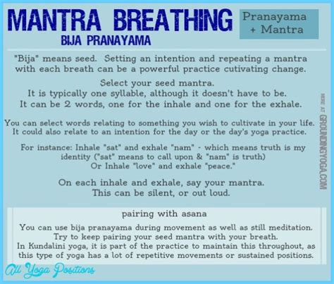 how to use mantra how to use a mantra in practice all