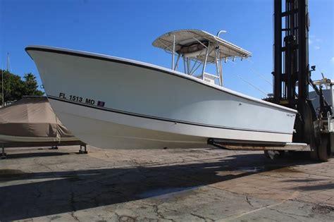 goldline boats 2003 goldline 26 center console power boat for sale www