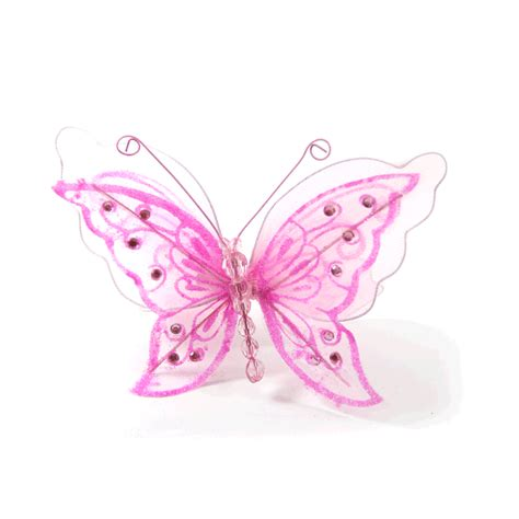 pink butterfly light pink glitter butterflies pink butterfly wedding pink