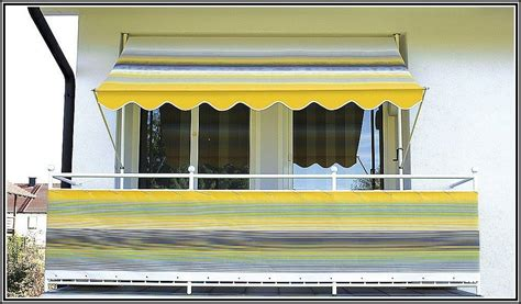 balkon klemm markise klemm markise balkon top outsunny cm x cm faltarm seilzug