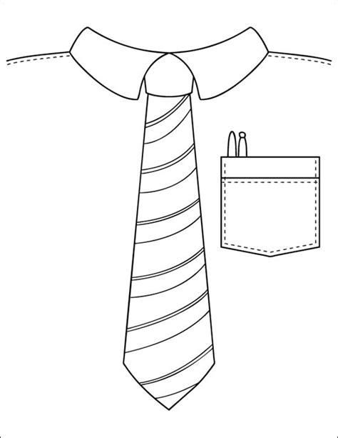 dibujo de corbata para colorear dibujo de corbata para colorear dibujos para colorear