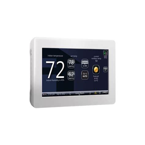 lennox i comfort lennox icomfort wi fi touchscreen thermostat cambridge